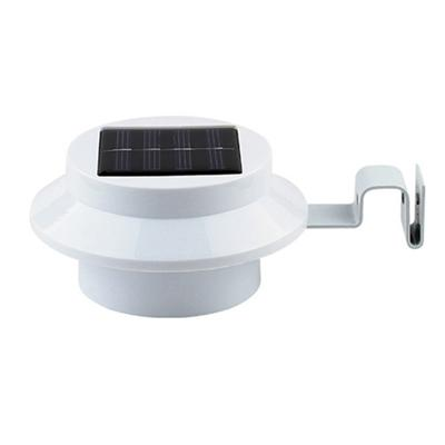 3 LED Solar Fence Light