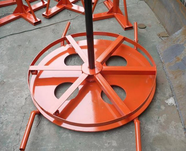 cable drumjacks with rotary disk