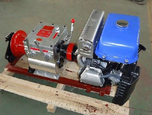 Electric Powered Winches,cable puller,Cable Drum Winch,Cable pulling winch