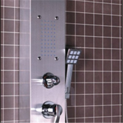 CICCO Slim Bathroom Stainless Steel Shower Panels SP8-045