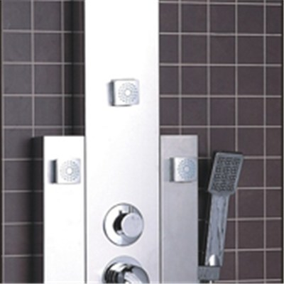 CICCO Handheld Stainless Steel Shower Panels SP8-043