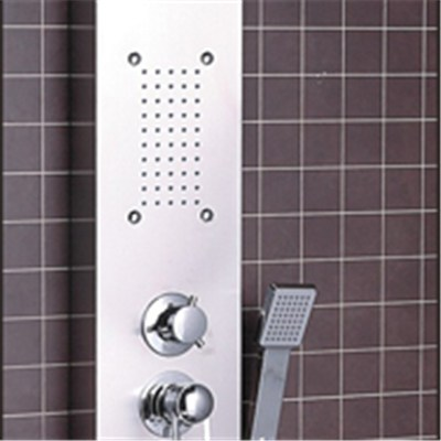 CICCO Rain Stainless Steel Shower Panels SP8-041