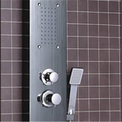 CICCO Multi-Function Stainless Steel Shower Panels SP8-039