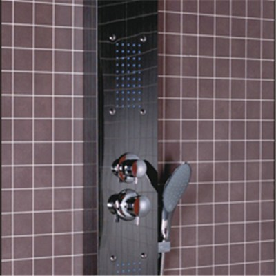 CICCO Stainless Steel Rainfall Shower Panels SP8-028