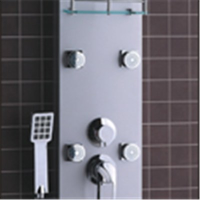 CICCO Simple Function Aluminum Shower Panels SP8-003