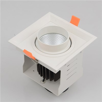 10W LED Grille Downlight