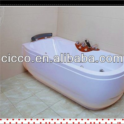 2 Sided Skirt Bathtub