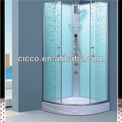 Easy Clean Shower Room For Hotel