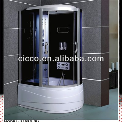 Steam Shower Room With Spa