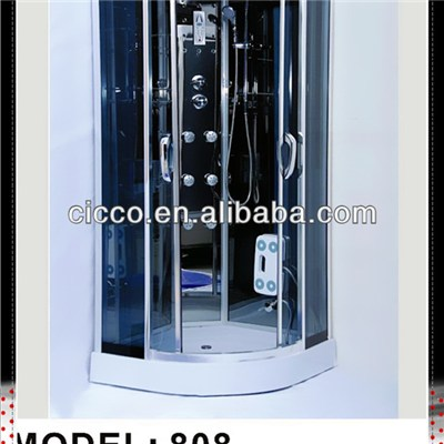 Tempered Safety Glass Shower Room
