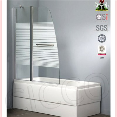 Corner Tub Shower Door