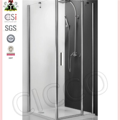 High Quality Pivot Portable Shower Door