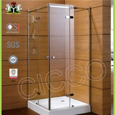 New Style Hinge Shower Enclosure Cubicle