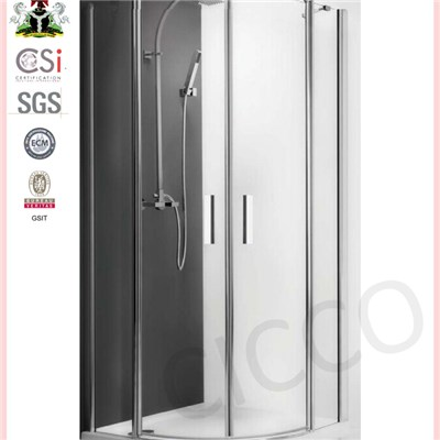 High Quality Sliding Shower Cubicle Sizes