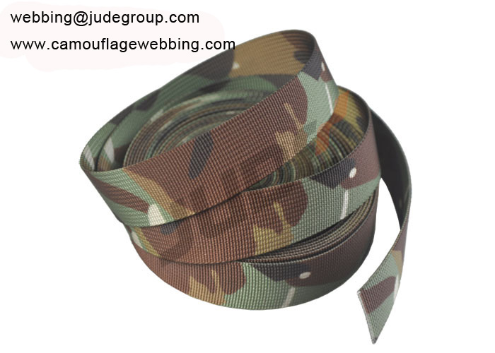 25mm multicam webbing