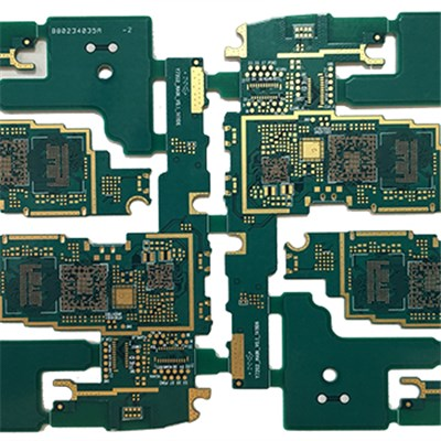 Any-layer HDI PCB