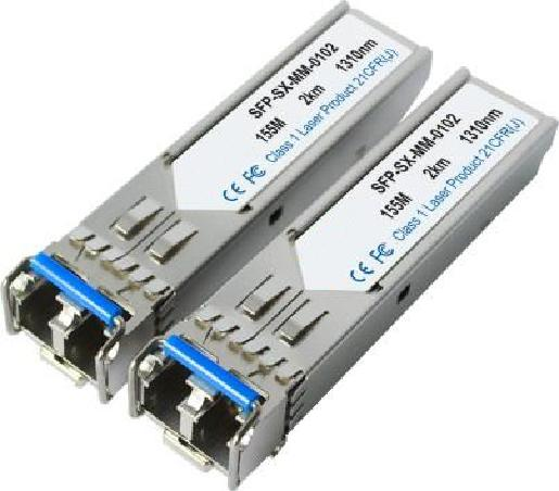 155Mbps SFP Optical Transceiver(MMF)