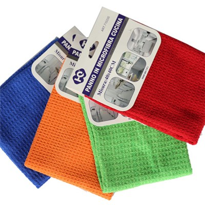 PP Embriodery Microfiber Cloth