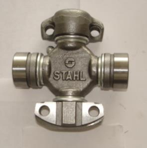 U-Joint With 2 Wing Bearings And 2 Grooved Or Plain Round Bearings