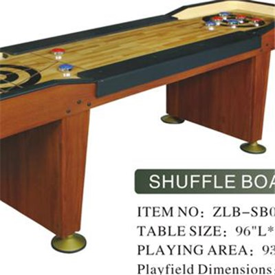 Quality Shuffleboard Table
