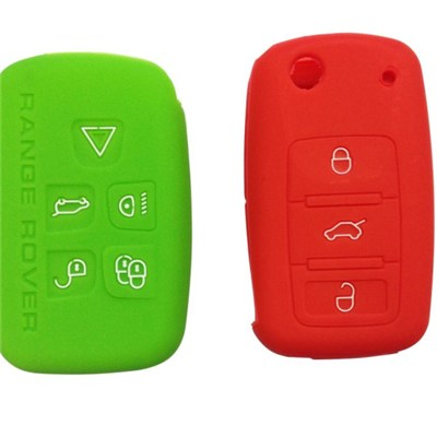 Silicone Gift Car Key Cover