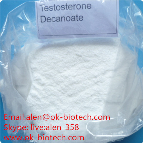 Buy USP Grade Testosterone Decanoate Steroid Hormone for Muscle Bodybuilding