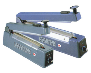 Hand impulse heat sealer