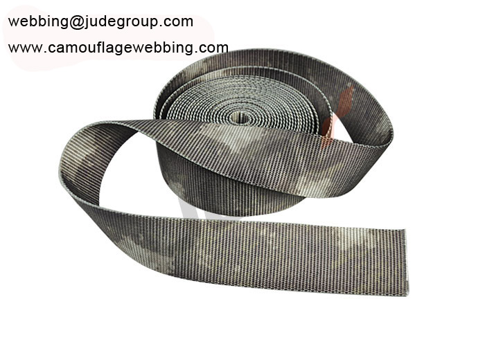 heat transfer printing camouflage webbing