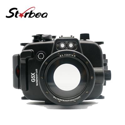 Waterproof Case For Canon G5X