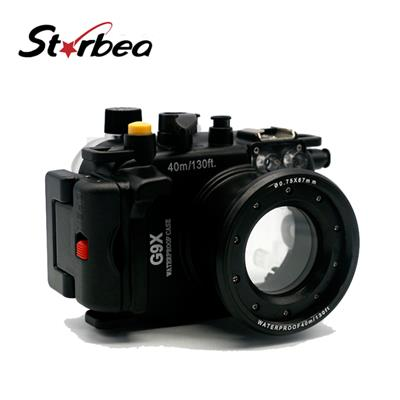 Waterproof Case For Canon G9X