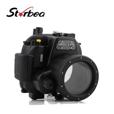 Waterproof Case For Canon 550D