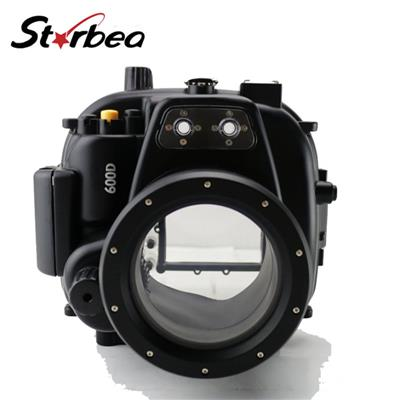 Waterproof Case For Canon 600D