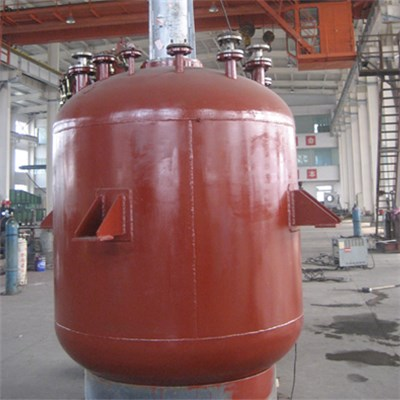Titanium Steel Composite Reactor