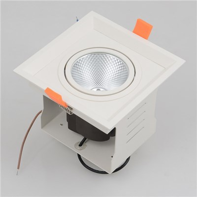 6W LED Grille Downlight