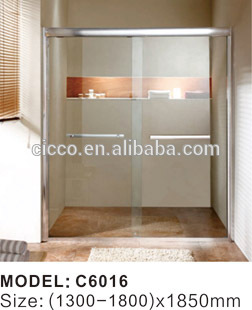 Good Quality Seal Shower Door Rounded