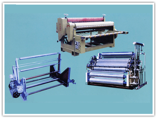 ZBJW SERIES OF SINGLE CORRUGATED BOARD PRODUCTION LINE