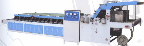 FM1300-E TYPE SEMIAUTOMATIC COVERING MACHINE