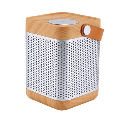 Outdoor Cube Portable Wireless Bluetooth Speakers Power Bank With TF Slot- Fansbox