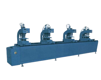 pvc & aluminum processing equipment for windows and doors
