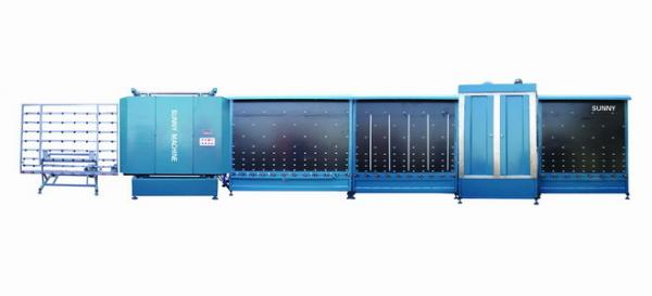 LB1600G Semi-automatic Insulating Glass Production Line