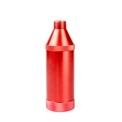 Aluminum Alloy Machining Foam Barrel