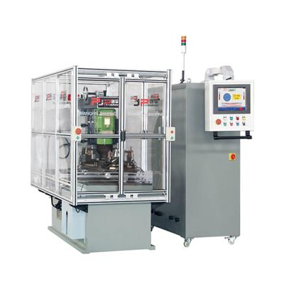 Double Clutch Automatic Vertical Balancing Correction Machines