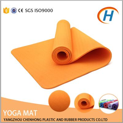 Factory Anti-slip Yoga Mat 1/2-inch Thickness