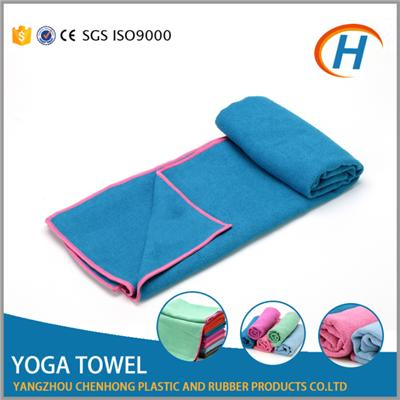 Colourful Non-slip Sport Towel Factory Supply