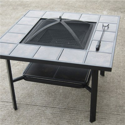 Hot Mosaic Tile Table Prices With Fire Pit Garden Treasures Fire Pit