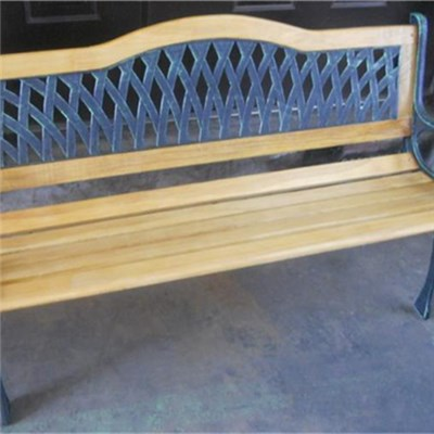 2016 Popular Wooden Bench For Garden-park Bench Made In China