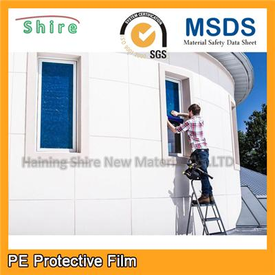 China Low Price Protective Film For Window Glass