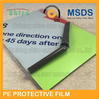 Protector / Protecting Film / Protective Film / Plastic Film For Protecting ACP