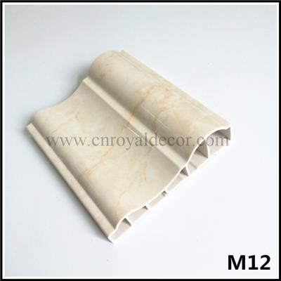 UV Coatiing PVC Imitation Marble Door Frame