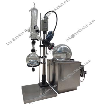 30L Industrial Rotary Evaporator For Pharmaceutical